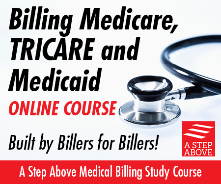 Billing Medicare, TRICARE And Medicaid